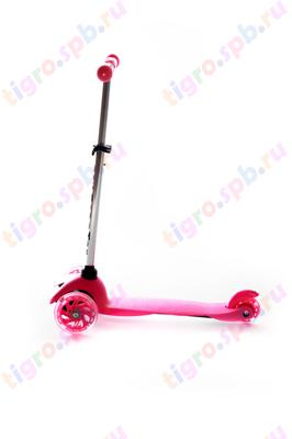 Самокат SCOOTER MINI PINK